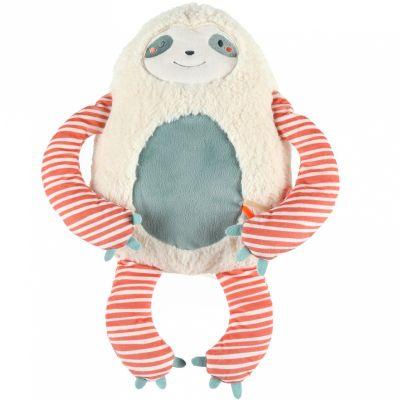 Peluche paresseux Moris (40 cm)  par Noukie's