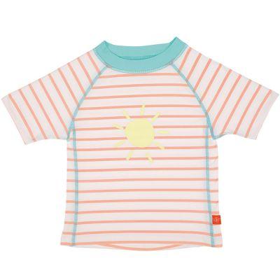 Tee-shirt de protection UV à manches courtes Splash & Fun marin pêche (24 mois)