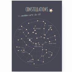 Affiche A2 Constellations