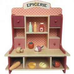 Ma petite épicerie avec accessoires
