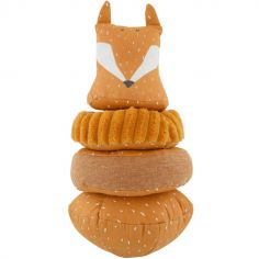 Pyramide en tissu culbuto renard Mr. Fox
