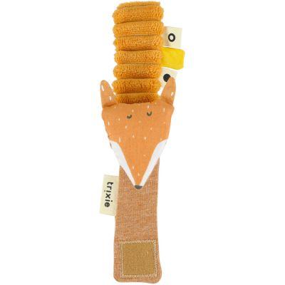 Hochet bracelet renard Mr. Fox (22 cm)  par Trixie