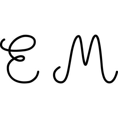 Gravure 2 initiales sur orfèvrerie (Typo Glam Queen)  par Gravure magique