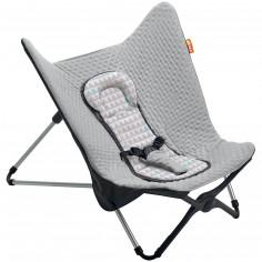 Transat bébé compact évolutif Grey Melange
