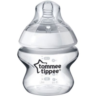 Biberon Closer to nature débit extra-lent (150 ml)  par Tommee Tippee