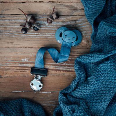 Elodie Details Attache sucette Tender blue
