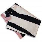 Couverture tricot Zebra Sunshine (70 x 100 cm) - Elodie Details