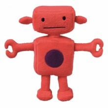 Peluche robot polaire orange (24 cm)  par Trousselier