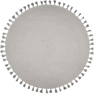 tapis rond bohemian dreamer jos phine gris 140 cm. Black Bedroom Furniture Sets. Home Design Ideas