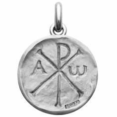 Médaille Chrisme (argent 925°)