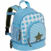 Petit sac à dos Starlight bleu - Lässig