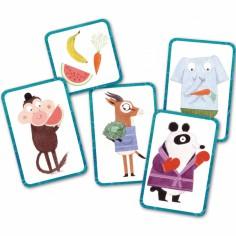 Jeu de cartes Rapido Fruit (52 cartes)