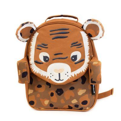 Sac à dos bébé Speculos le tigre  par Les Déglingos