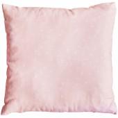 Coussin carré décoratif Pink Bows (26 x 26 cm) - Les Rêves d'Anaïs