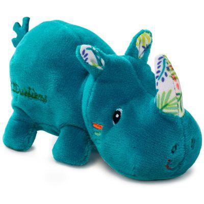Mini peluche Marius le rhinocéros (13 cm)  par Lilliputiens