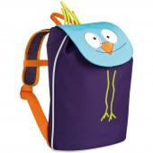 Mini sac à dos Duffle Oiseau  Wildlife violet - Lässig