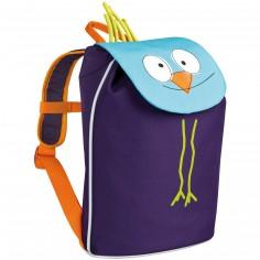 Mini sac à dos Duffle Oiseau  Wildlife violet