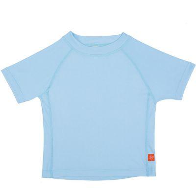 a26fab4ba0301 Tee-shirt de protection UV à manches courtes Splash   Fun bleu clair (36