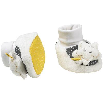 Chaussons de naissance Babyfan (0-6 mois)  par Sauthon