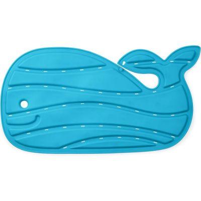 Tapis de bain Moby baleine bleu  par Skip Hop