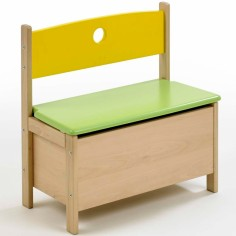coffre jouets banc pepino geuther. Black Bedroom Furniture Sets. Home Design Ideas