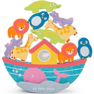 Jeu d'équilibre Arche de Noé Le Toy Van