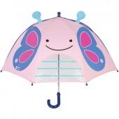 Parapluie Zoo papillon rose clair  - Skip Hop