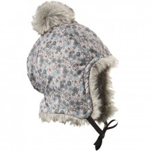 Bonnet shapka Petite Botanic (0-6 mois)  par Elodie Details