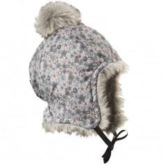 Bonnet shapka Petite Botanic (0-6 mois)