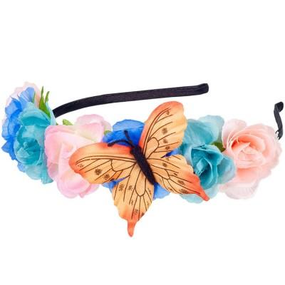 Serre-tête papillon Larisa