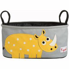 Panier pour poussette Rhinocéros