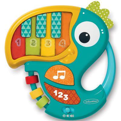 Toucan éveil musical piano et chiffres