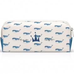 Trousse Baleine bleue