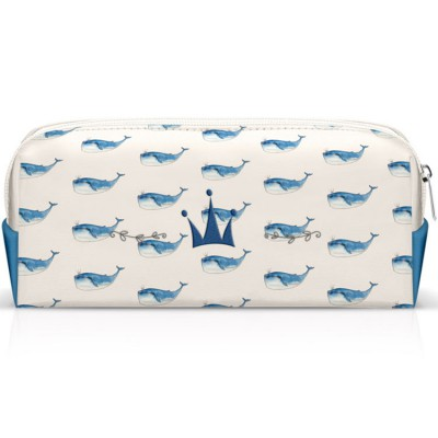 Trousse Baleine bleue  par Les enfants rois