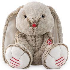 Peluche lapin Rouge Kaloo beige (40 cm)