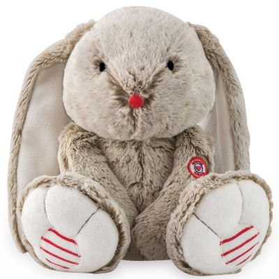 Peluche lapin Rouge Kaloo beige (40 cm) Kaloo
