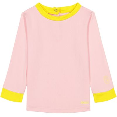 Tee-shirt manches longues anti-UV Pop pink (12 mois)