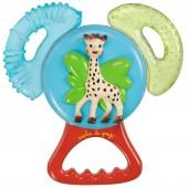 Anneau de dentition réfrigéré vibrant Sophie la girafe - Sophie la Girafe