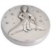 Presse-papiers Petit Prince dans les étoiles (bronze argenté) - Monnaie de Paris