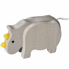 Rhino en bambou