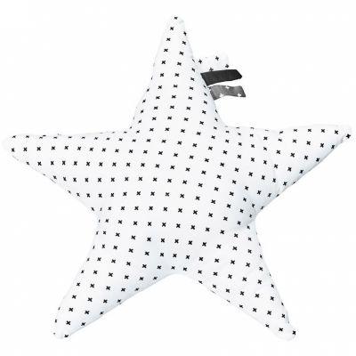 Coussin étoile Chao Chao (30 cm)  par Sauthon