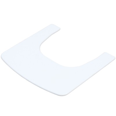 Tablette pour chaise haute Syt évolutive blanche  par Geuther