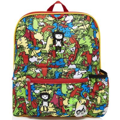 Sac à dos enfant Dino multicolore  par Zip & Zoé