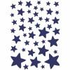 Stickers les étoiles bleu nuit L'atelier des Pieds des Ailes (18 x 24 cm) - Lilipinso