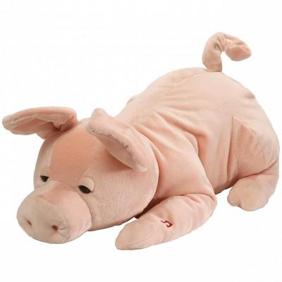 Peluche animée Wiggles le cochon GUND