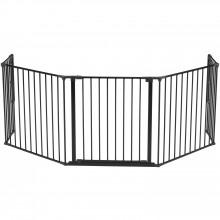 Barrière de sécurité Configure Flex XL noire  par BabyDan