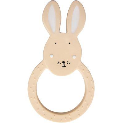 Anneau de dentition en caoutchouc lapin Mrs. Rabbit  par Trixie