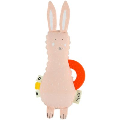 Doudou de dentition lapin Mrs. Rabbit  par Trixie