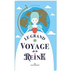 Livre Le grand voyage de la Reine