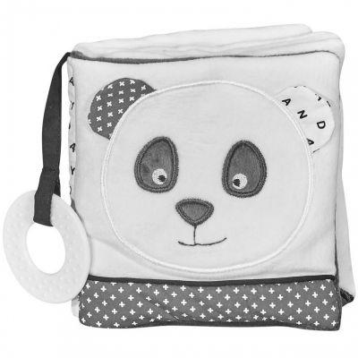 Livre bébé en tissu panda Chao Chao  par Sauthon
